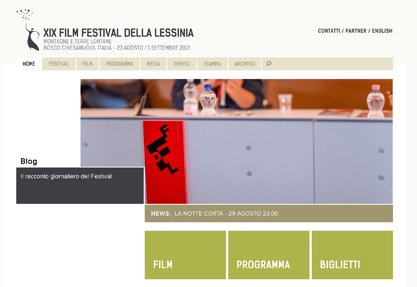 Film Festival della Lessinia