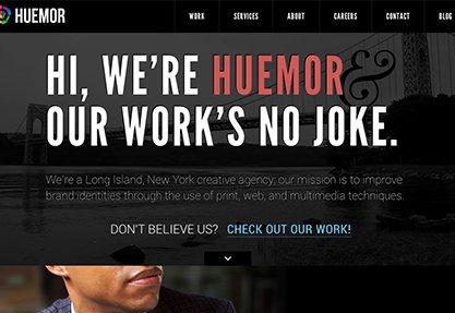 Huemor - Creative Agency NY