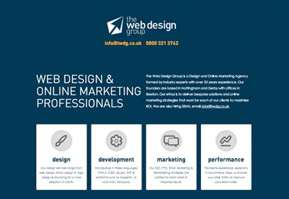 The Web Design Group