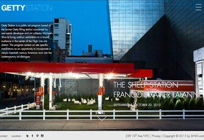 Gettystation - A public art project