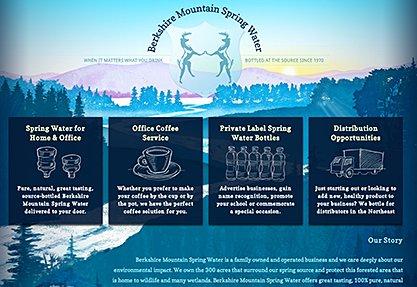 Berkshire Mountain Spring Water