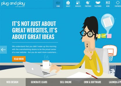 Plug and Play Design