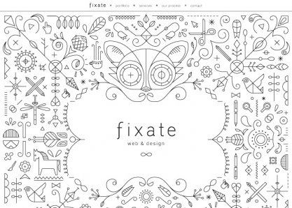 Fixate Web and Design