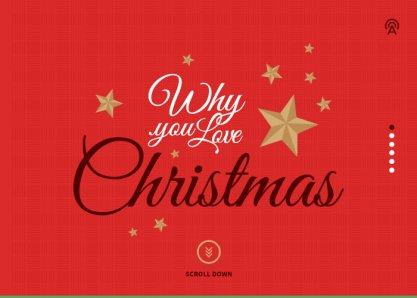 Why You Love Christmas