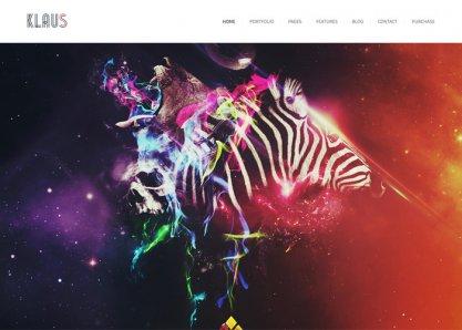 Klaus - Retina Multi-Purpose WordPress Theme