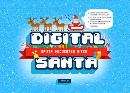 Digital Santa