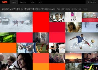 MassiveMusic global portfolio