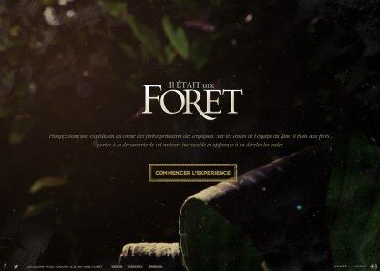 Il était une forêt - l'Expédition.