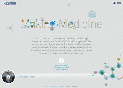Making Medicine