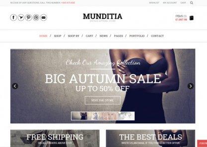 Munditia, elegant Store