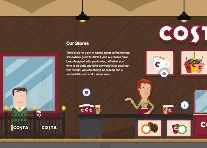 The Costa Experience