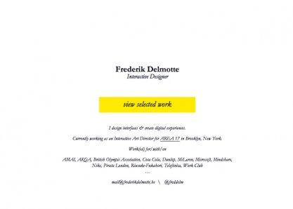 Frederik Delmotte