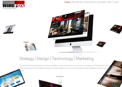 Wirefox Concept Design Agency