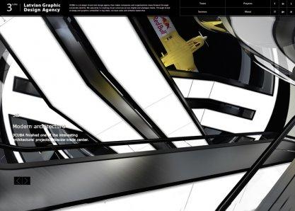 3CUBA | Latvian graphic design agency