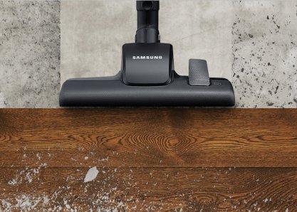 Samsung Vacuum Cleaner Microsite