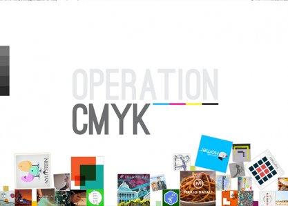 Operation:CMYK