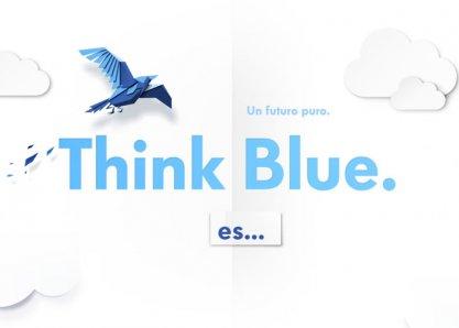 Volkswagen Think Blue