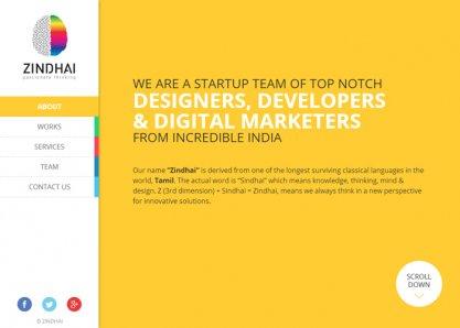 ZINDHAI - Agency Portfolio
