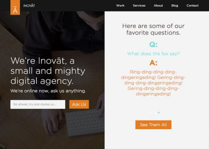 INOVAT - a digital agency