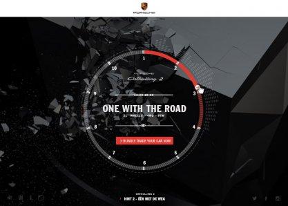 Porsche Blind Trade