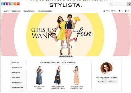 STYLISTA   Online Fashion Store for Women
