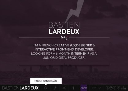 Bastien-Lardeux Portfolio