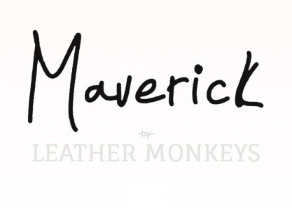 Maverick Jacket by Leather Monkeys