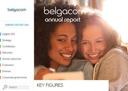 Belgacom Annual report