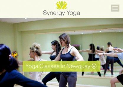 Synergy Yoga Newquay