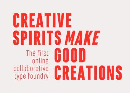 Co-Create on FONTYOU