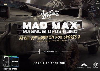 Magnum Opus – WB Games & West Coast Customs Episode Teaser