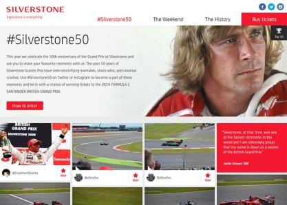#Silverstone50