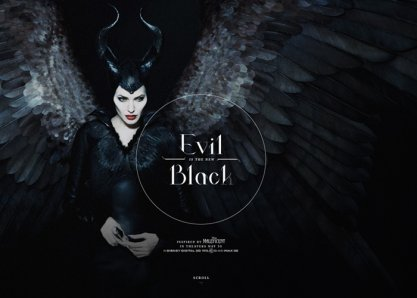 Maleficent Tumblr Site