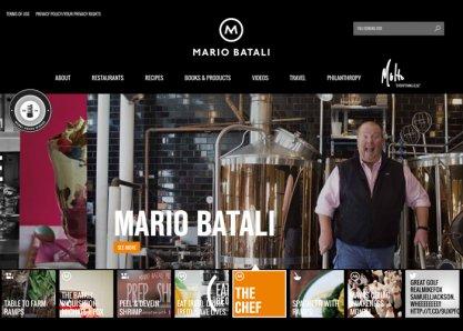 Mario Batali