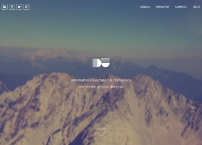 Dejan Ulcej - Design & Research