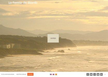 Ferme de Biarritz - Chambre d'Hotes Biarritz