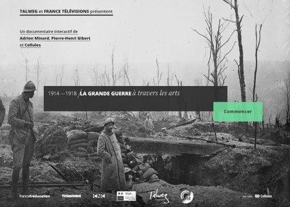 14-18 La Grande Guerre à travers les arts