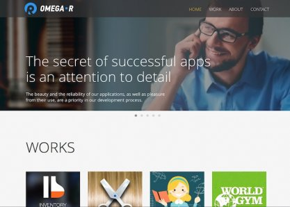 Omega-R - NYC based mobile applications development company