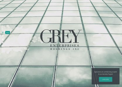 Grey Enterprises Holdings Inc.