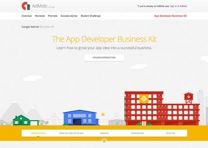 Google Admob Business Kit