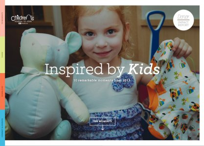 Inspired by Kids - 10 Moments