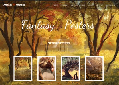 Fantasy Posters
