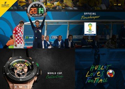 Hublot Loves Football