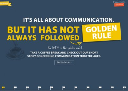 Comunique story