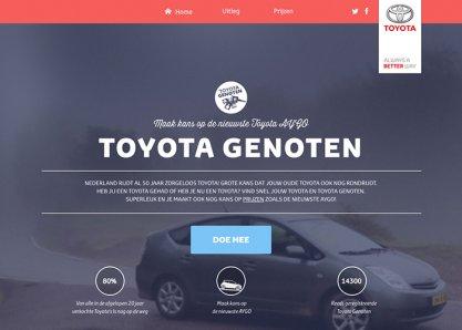 Toyota Genoten