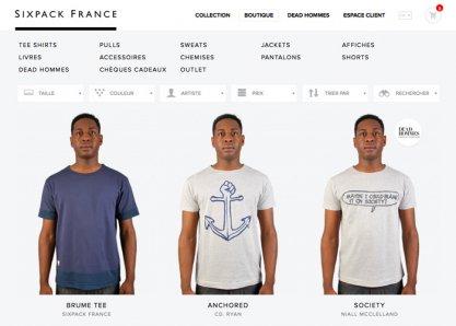 Sixpack France