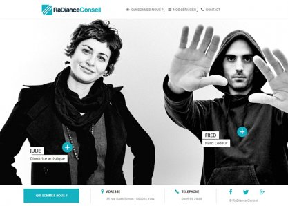 RaDiance Conseil - Agence Web Lyon