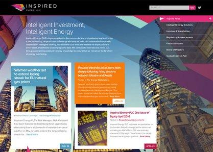 Inspired Energy PLC