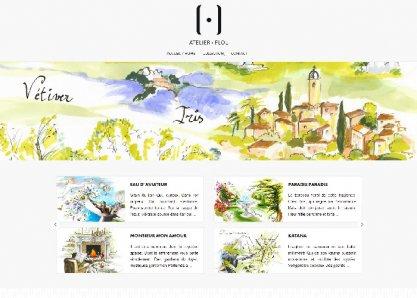 Atelier Flou - French Perfumes