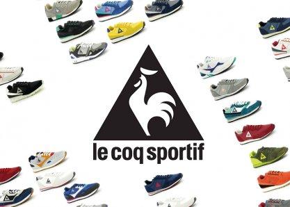 Retro Running - Le Coq Sportif